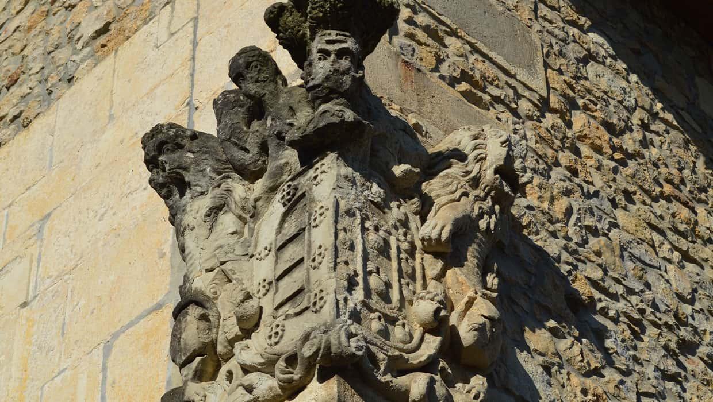 Escudo casa Pontejos