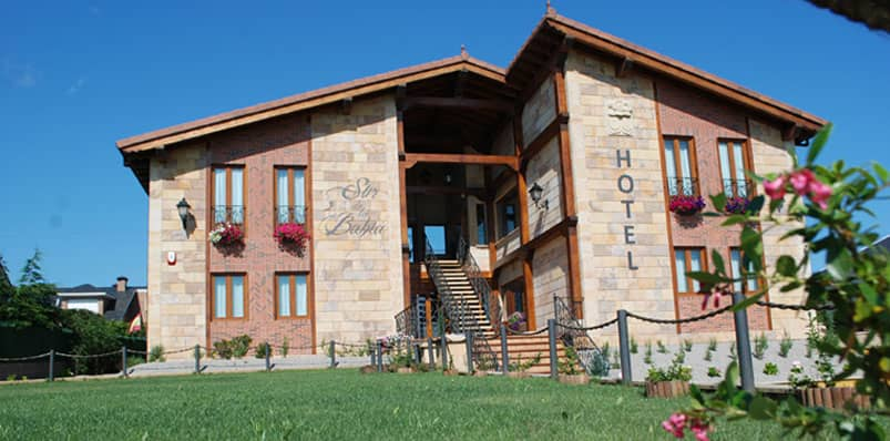 Hotel Rural Sur de la Bahía